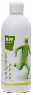 KW SPORT Spordijalatsite pesuaine - - 500ml
