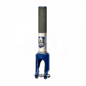 Tõukeka kahvel Threadless blu Grit