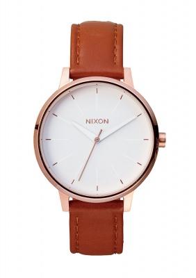 Kell Kensington Leather rgld/wht Nixon