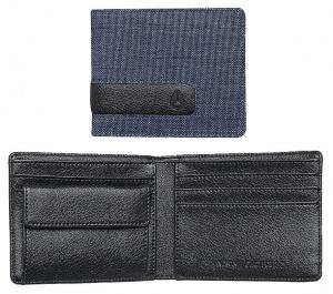 Rahakott Showout Bi-Fold blu SP16 Nixon