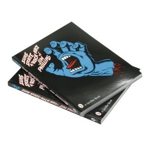 SANTA CRUZ The Art Of Jim Phillips Book