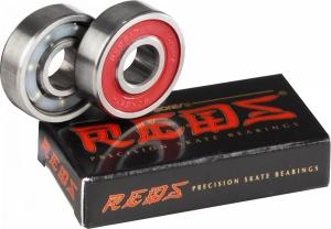 BONES Reds Bearings 2-Pack - -
