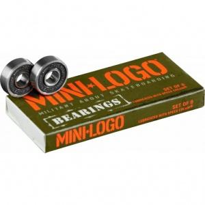 MINI LOGO Series 3 8mm Bearings