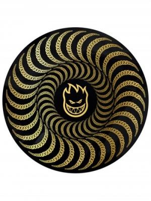 SPITFIRE Sticker Chain Swirl MD -  - one size